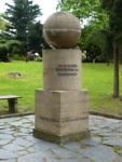 Fröbeldenkmal im Badewäldchen